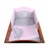Kép 2/3 - 5-részes baba ágynemű garnitúra