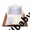 Kép 2/2 - 6-részes baba ágynemű garnitúra