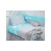 Kép 4/4 - 5 részes baba ágynemű garnitúra