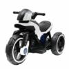 Kép 1/13 - Elektromos motor Baby Mix POLICE fehér