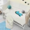 Kép 3/3 - 3-részes baba ágynemű
