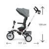 Kép 5/8 - luxus tricikli
