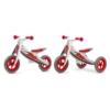 Kép 3/3 - 3 kerekű fa futó bicikli