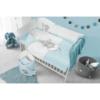Kép 2/2 - ágynemű garnitúra baba