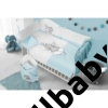 Kép 4/4 - baba 3részes ágynemű szett