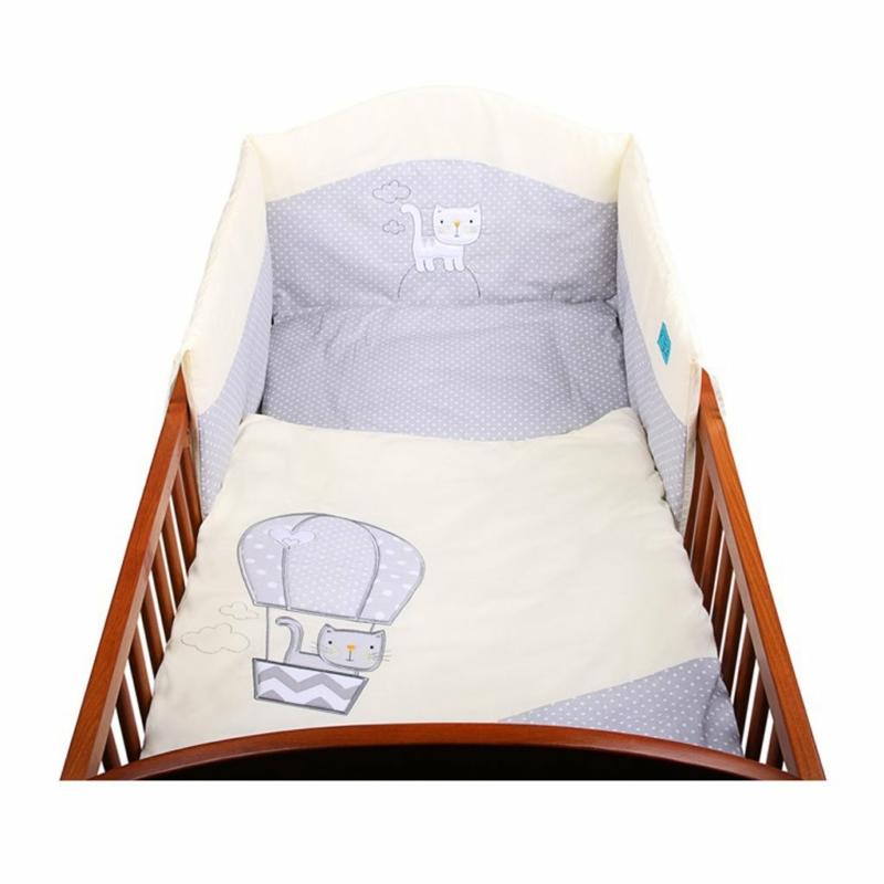 6-részes baba ágynemű garnitúra