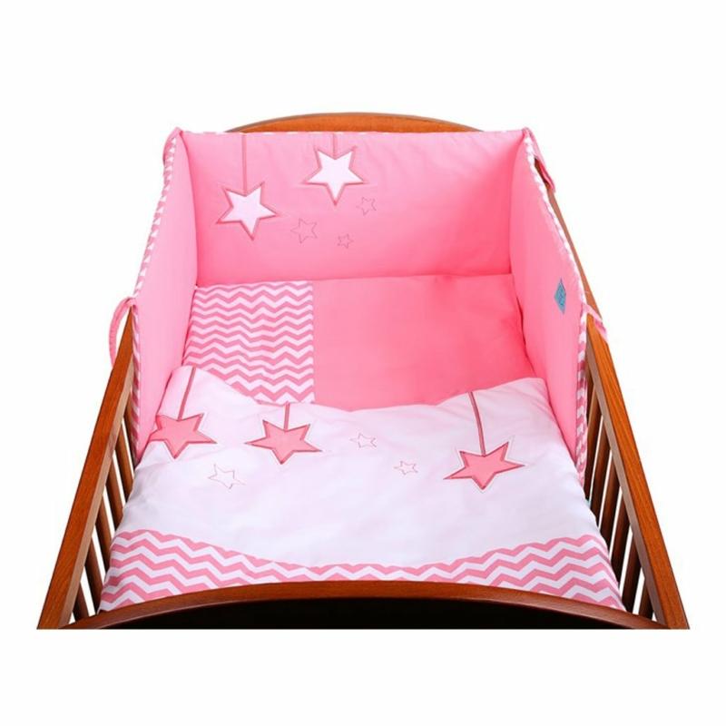 5-részes baba ágynemű garnitúra