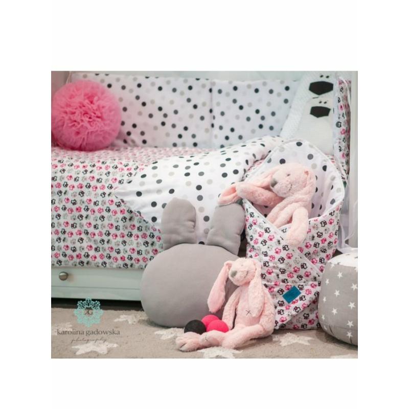 5 részes baba ágynemű garnitúra