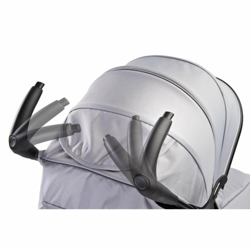 esővédős sport babakocsi
