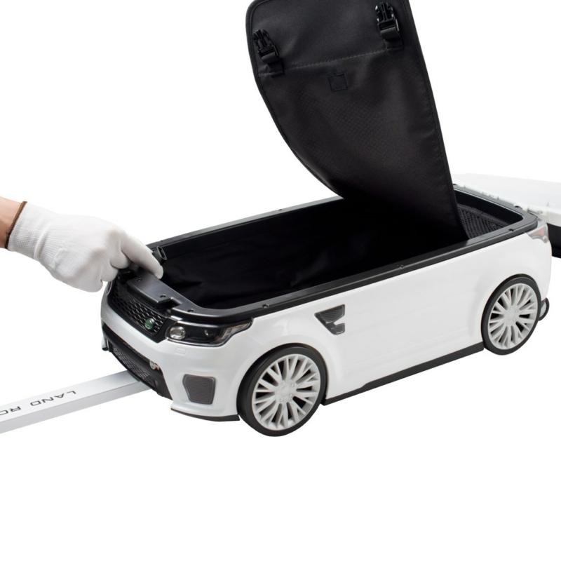húzós gyerek bőrönd