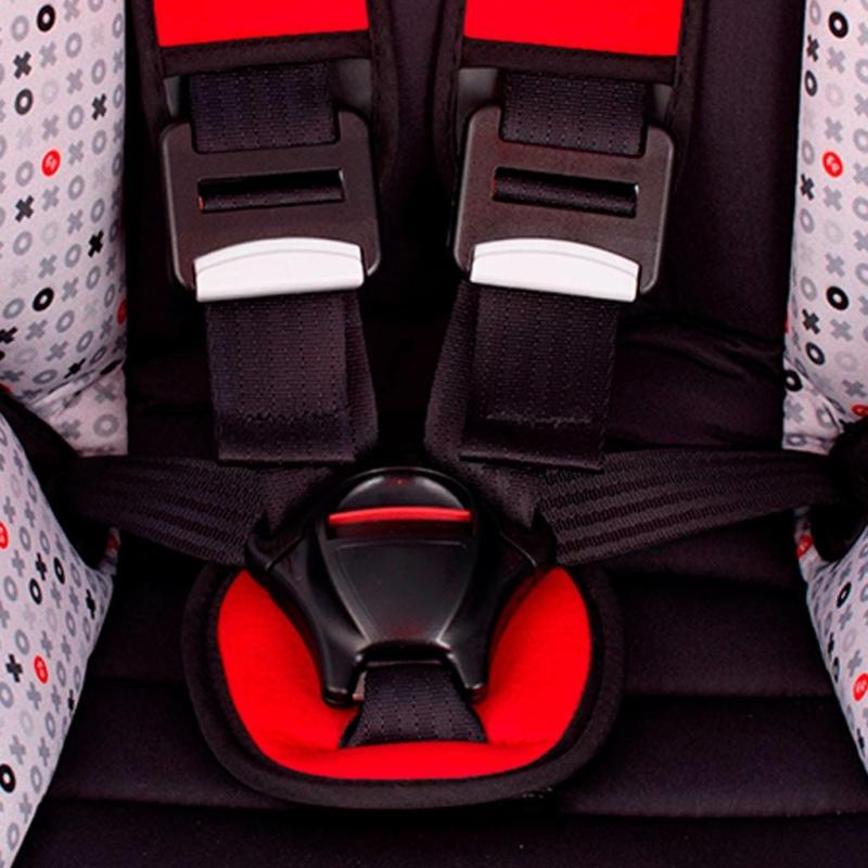 5pontos autós gyerekülés