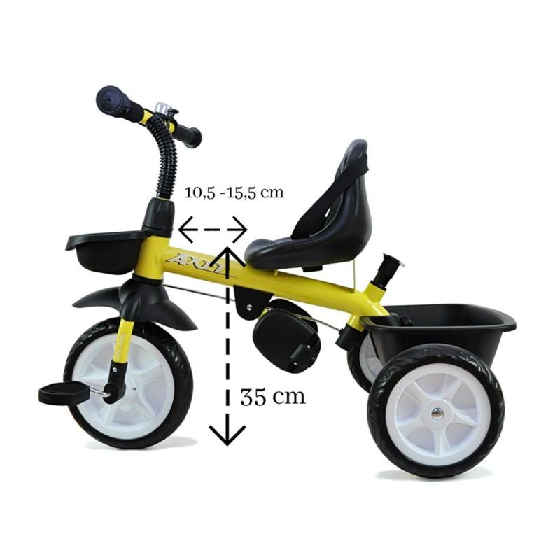 szülőkaros bicikli