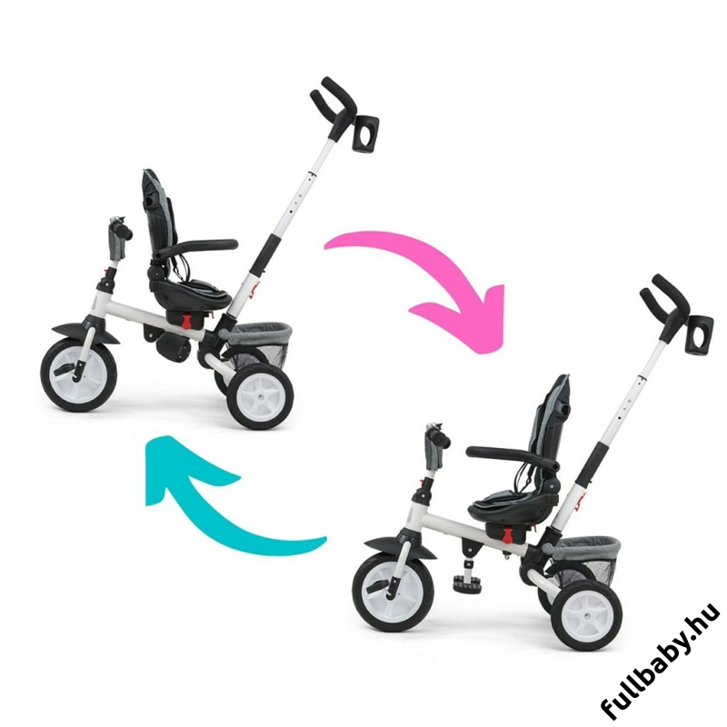 szülőkaros tricikli