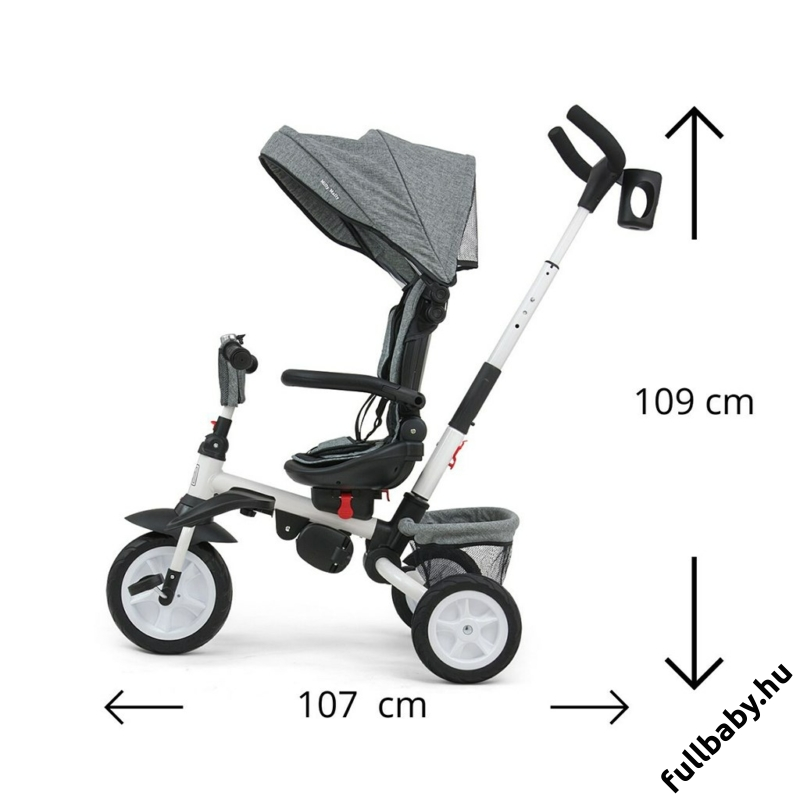 luxus tricikli