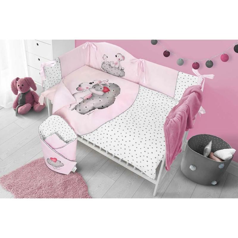 3 részes baba ágyneműhuzat