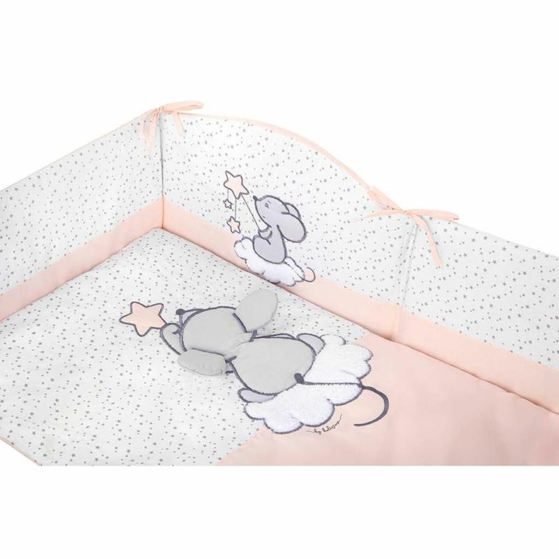 baba ágyneműhuzat garnítúra 3 részes