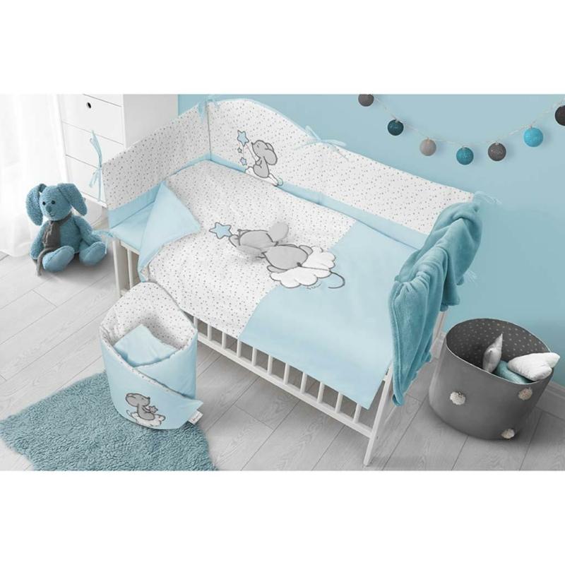 gyerek ágynemű garnitúra 6részes