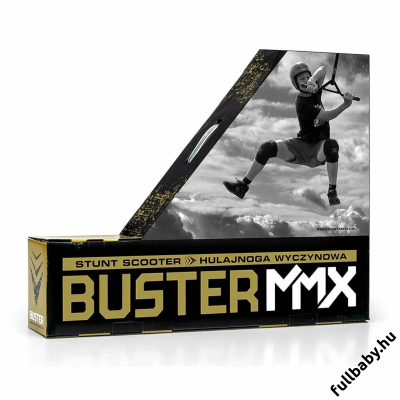 Buster freestyle roller